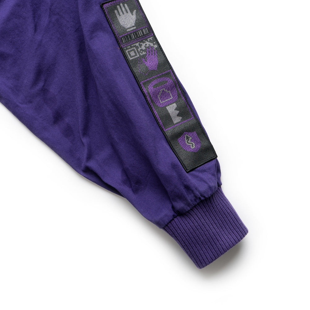 Commodity Pullover - Purple