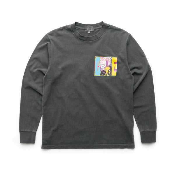 MD THINKtank Longsleeve Tee - Black