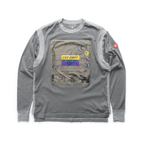 Taking Hold Longsleeve Tee - Grey