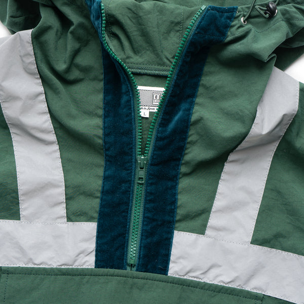 Carrier Pullover Jacket - Green