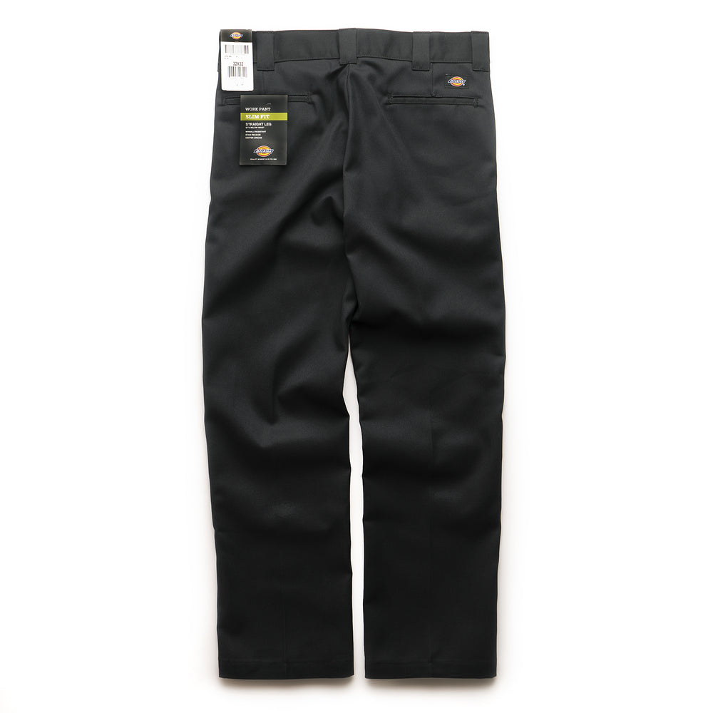 873 Slim Straight Work Pant - Black