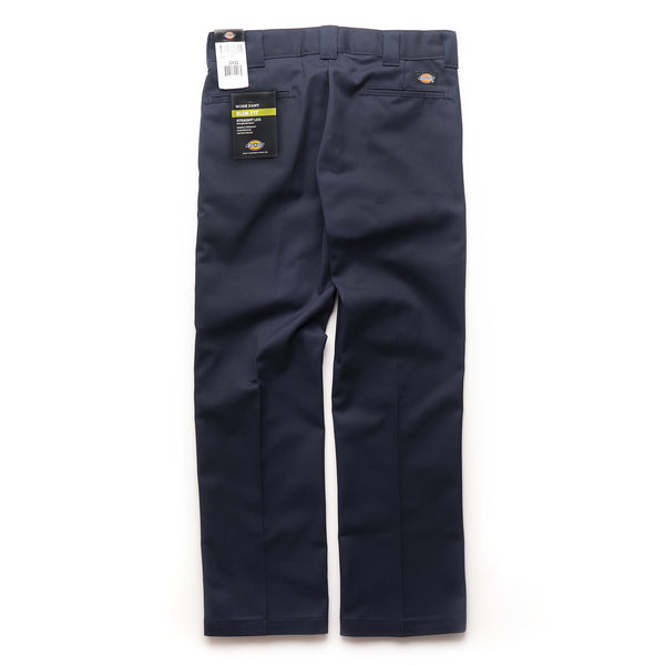 873 Slim Straight Work Pant - Dark Navy