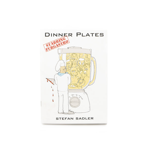 Dinner Plates By Stefan Sadler