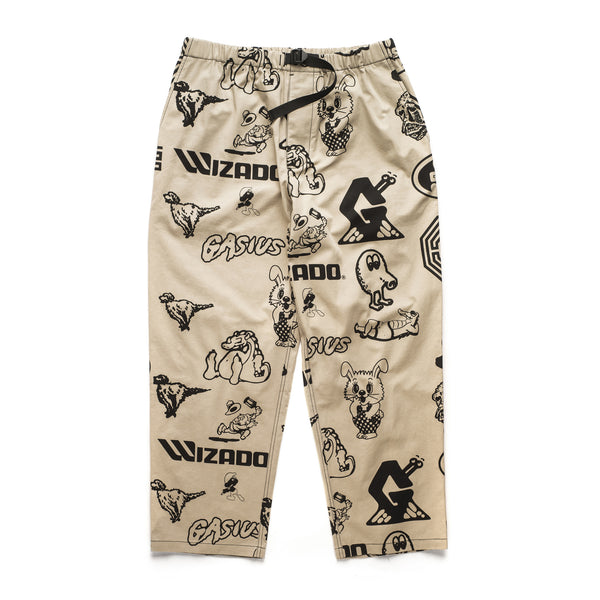 All Over Jehovah Pants - Khaki