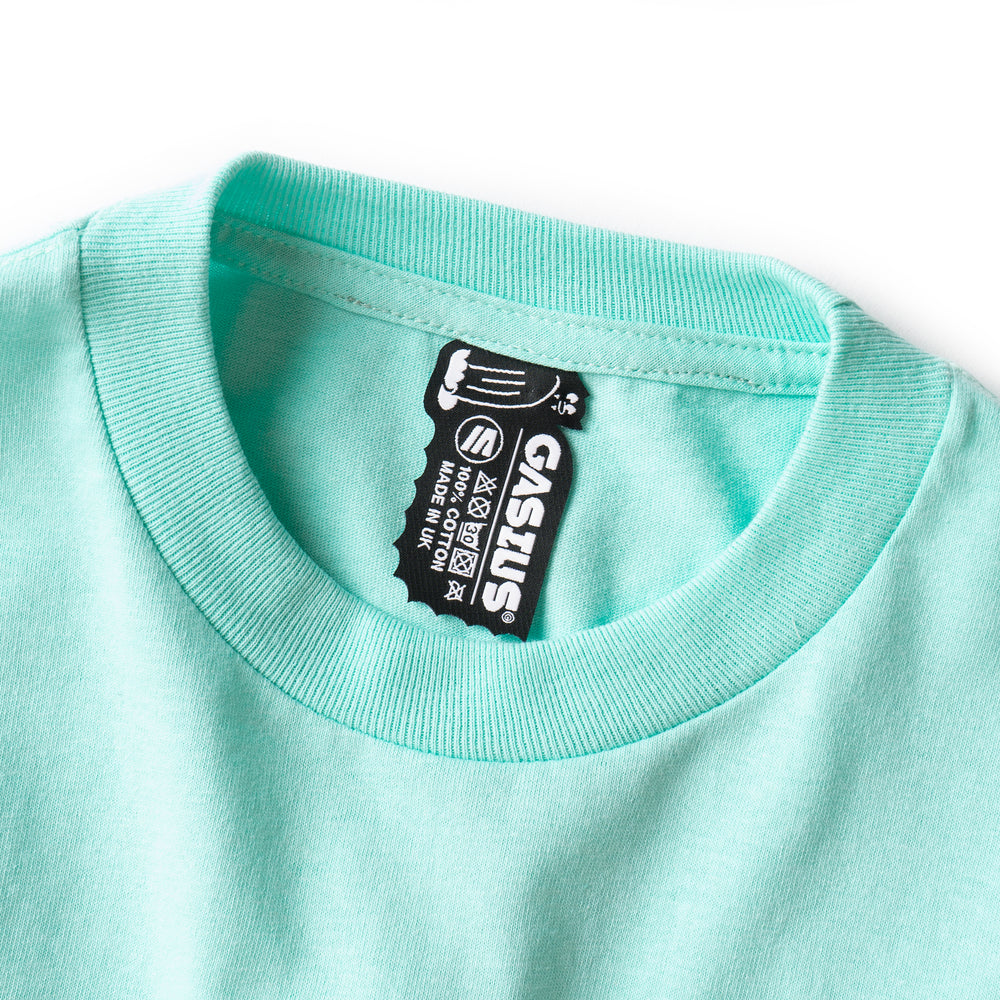 The Extra Gasius L/S Tee - Celadon Green
