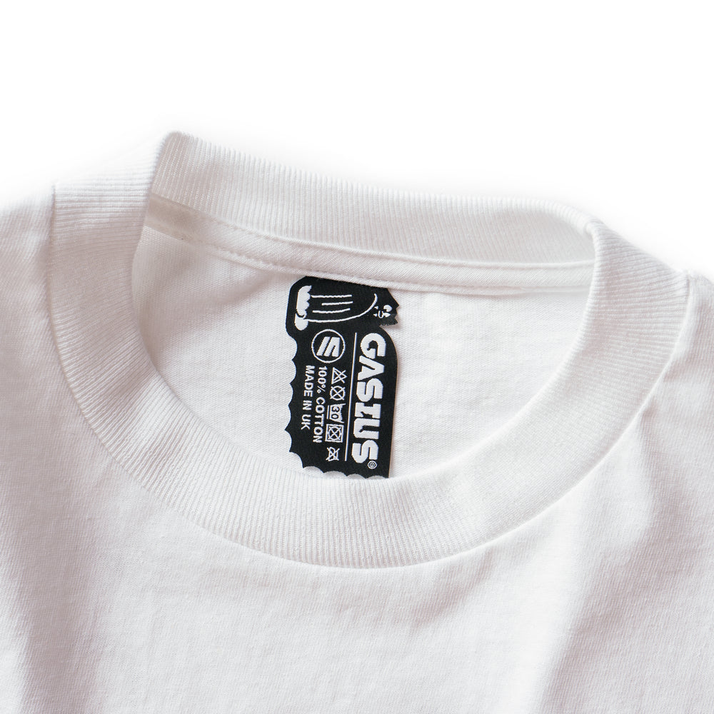The Extra Gasius Tee - White