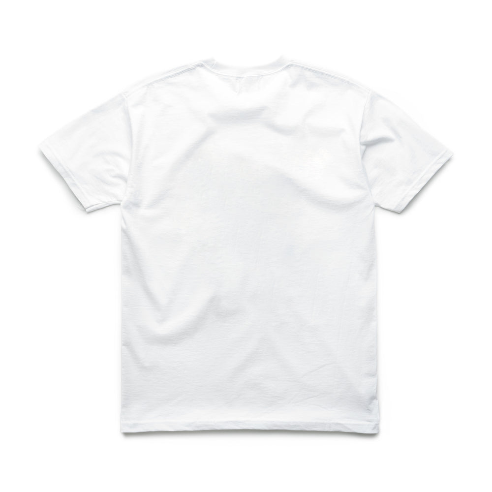 Genuine Dud Tee - White