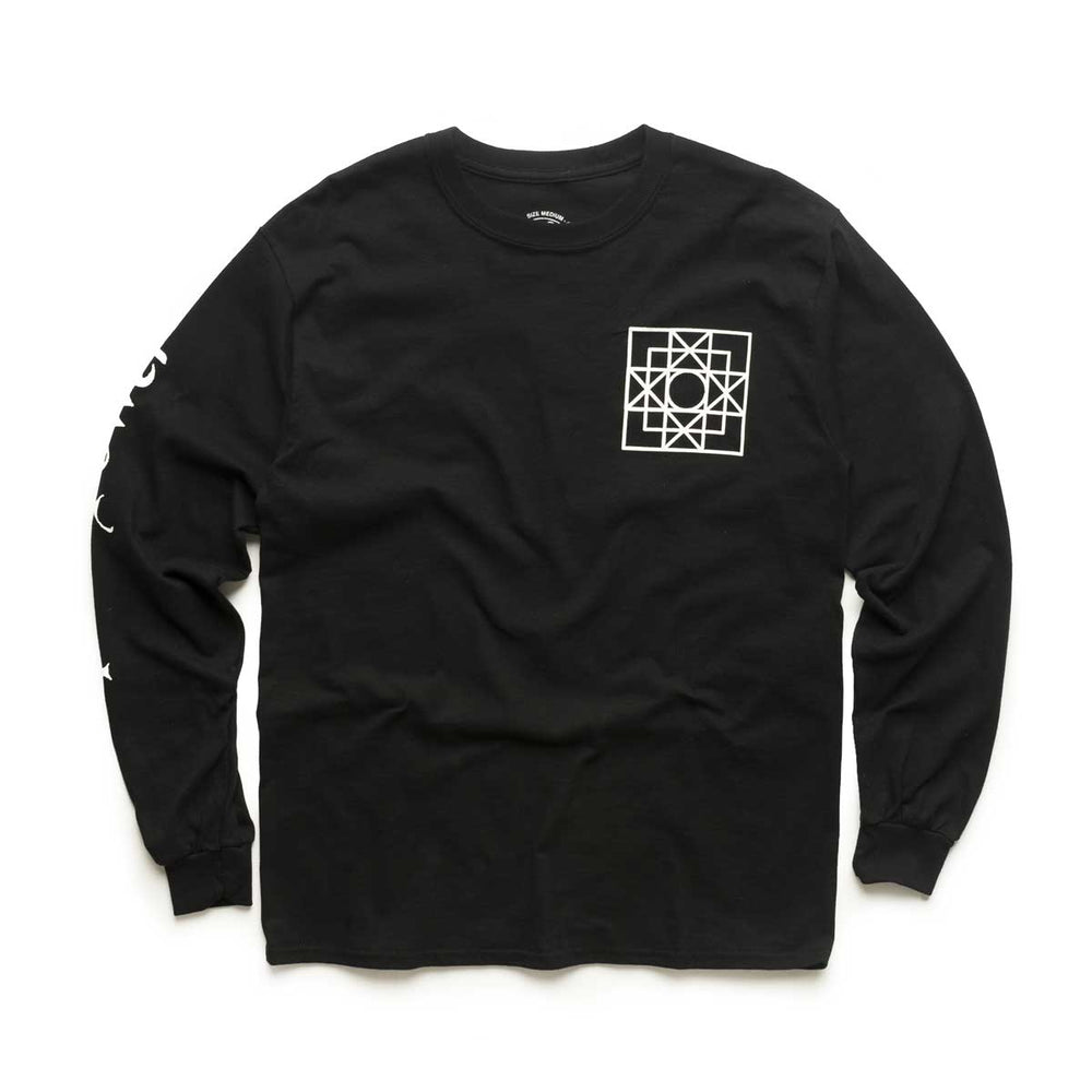 Serpent Power LS Tee - Black