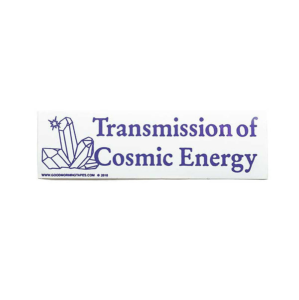 Bumper Stickers - Transmission