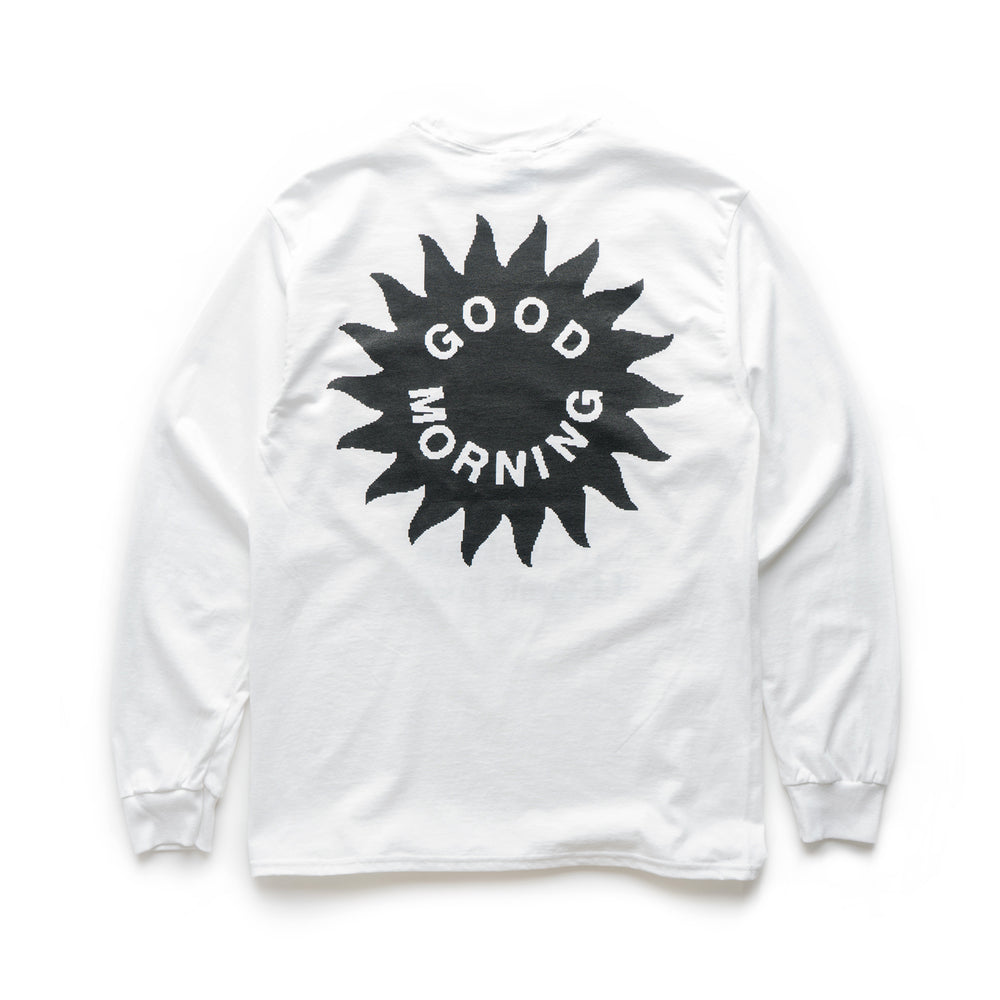 Transmission LS Tee - White