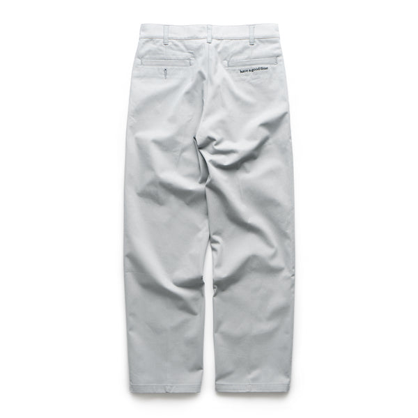 Chino Pants - Light Gray