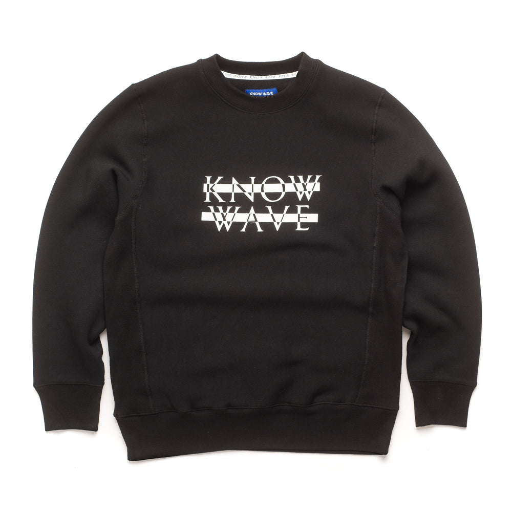 Knockout Crewneck - Black