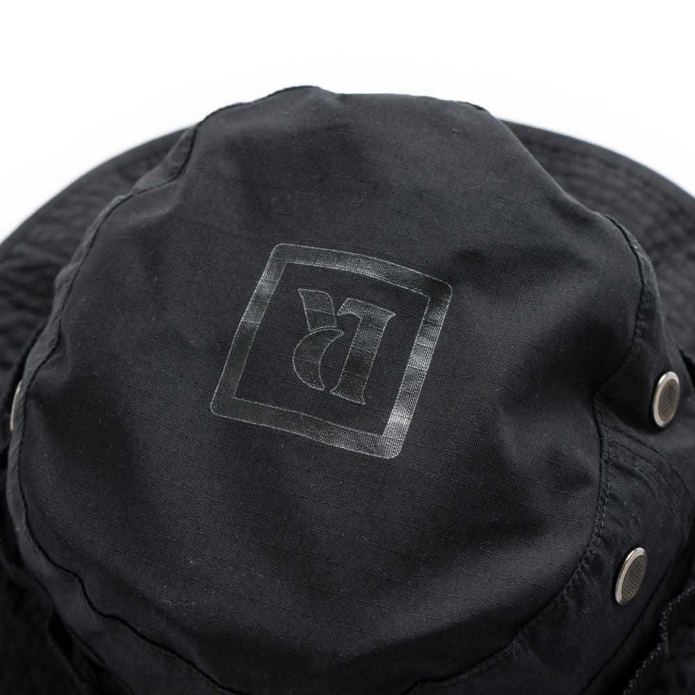 LR Jungle Hat - Black