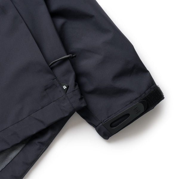LR 3Layer Nylon Jacket - Black