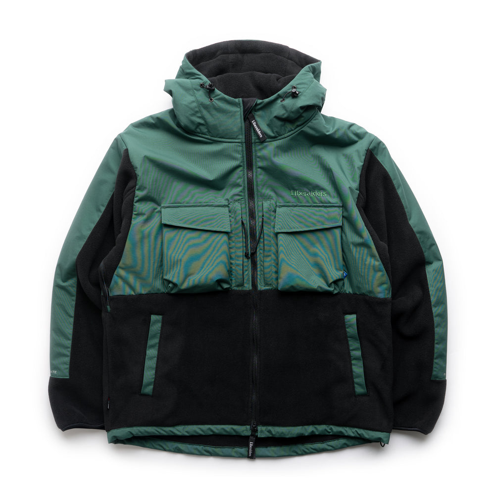 Polartec Fleece Jacket - Green