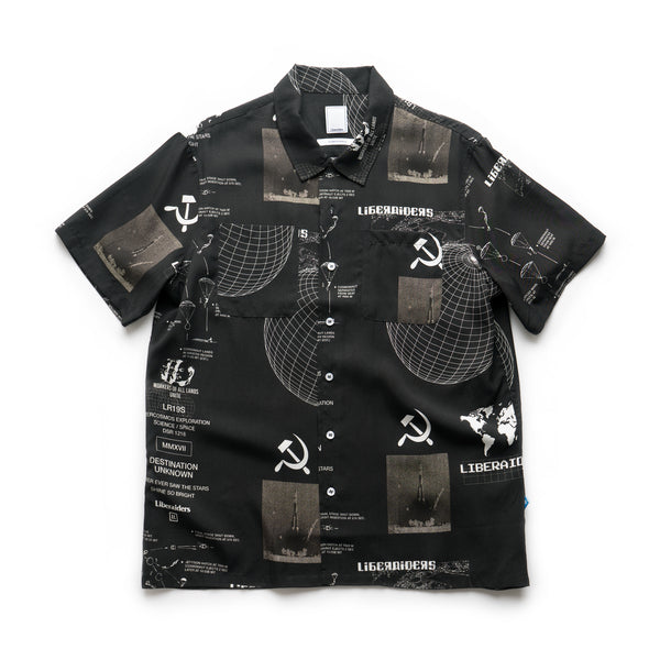 Space Race Shirt - Black