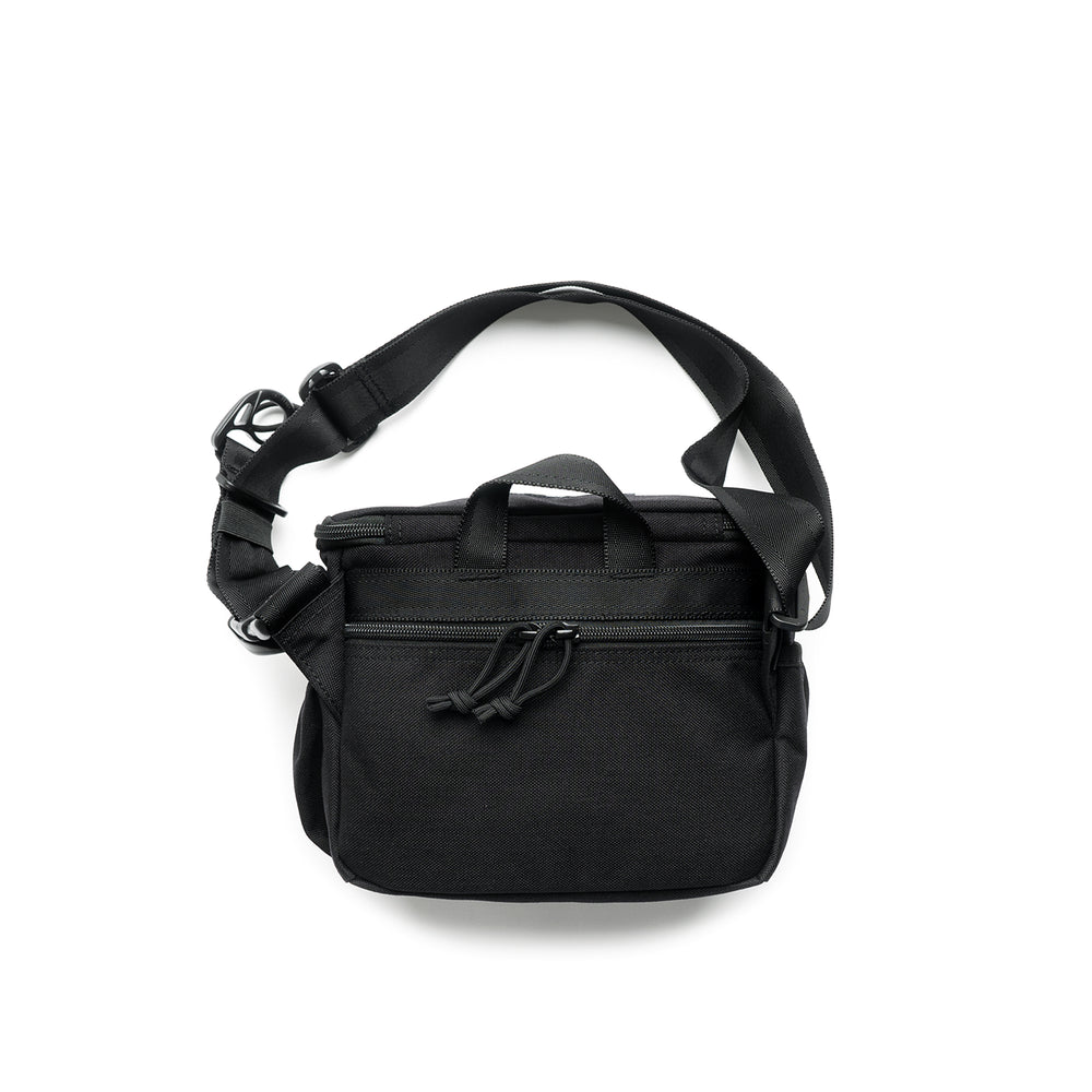 Travelin' Soldier Shoulder Bag - Black