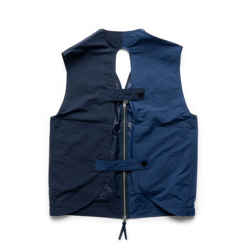 VE 01 Field Vest - Navy