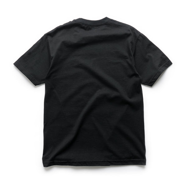Windproof T-Shirt - Black