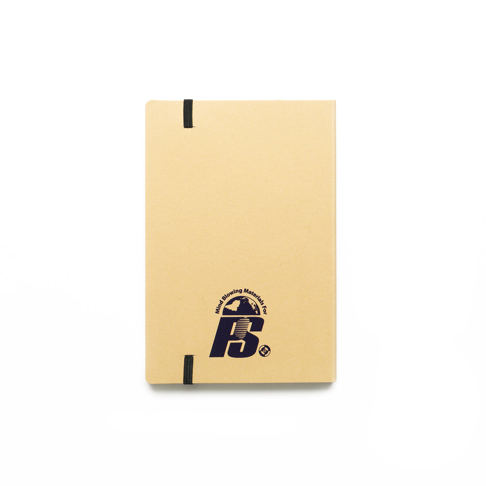 Kilroy Smile Notebook - Kraft