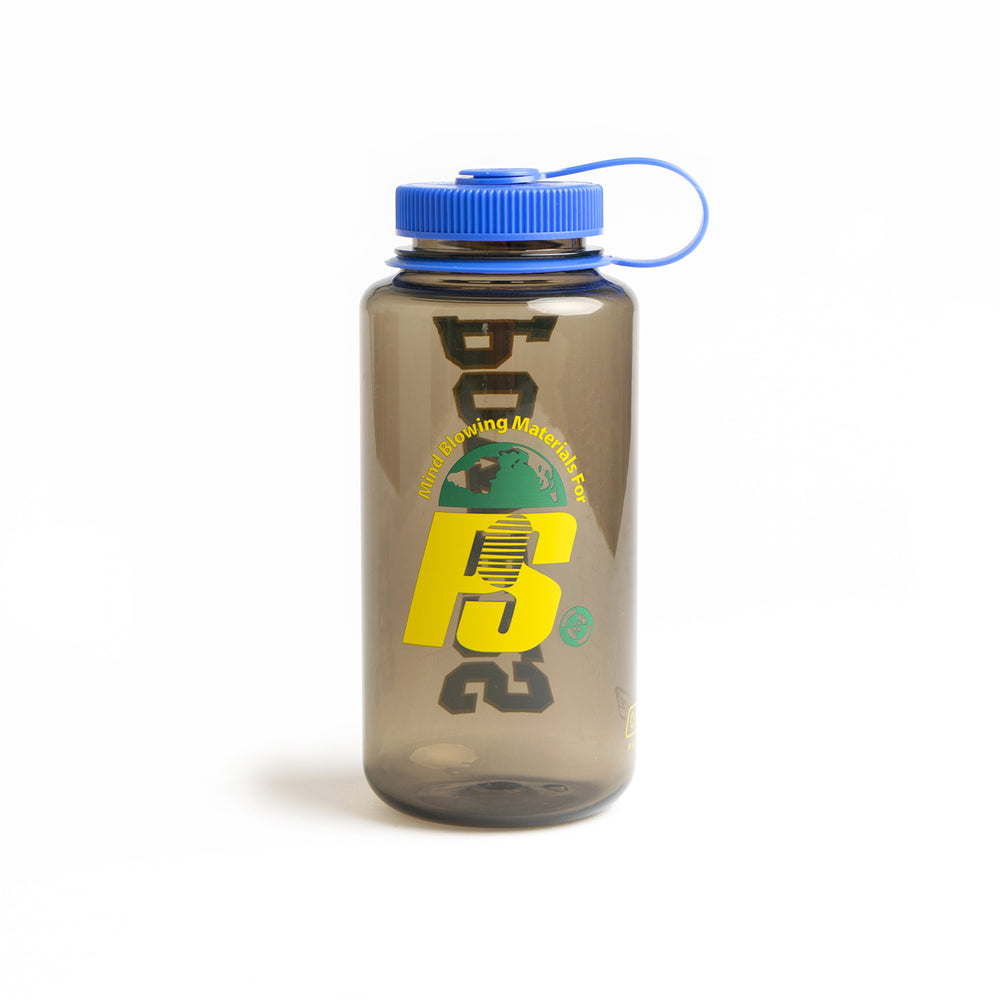 Nalgene Water Bottle - Smoke/Blue
