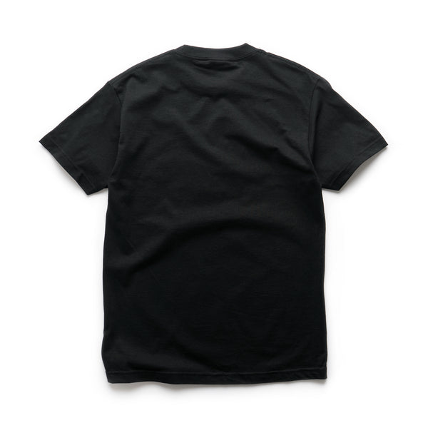 New Age Of Man SS T-Shirt - Black