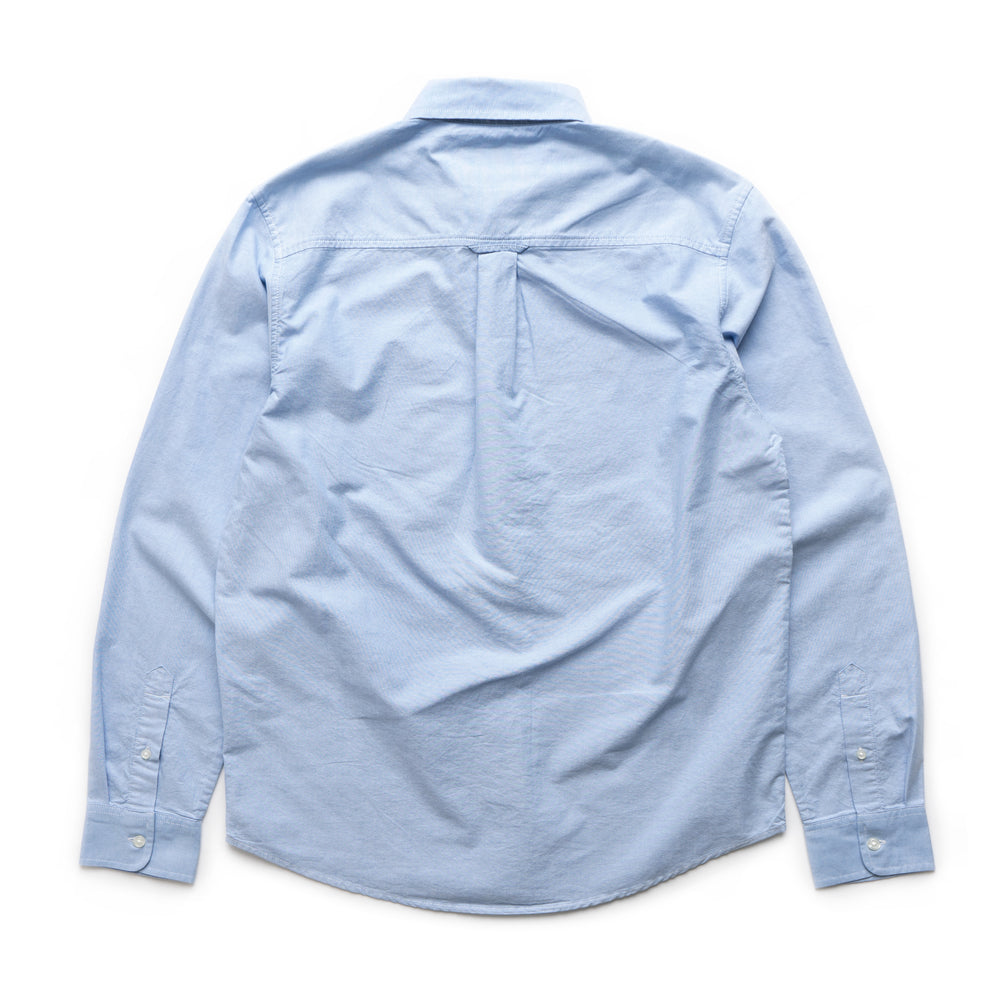 FRG Oxford Shirt - Sky Blue