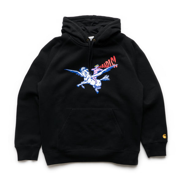 Let Em Know Hoodie - Black