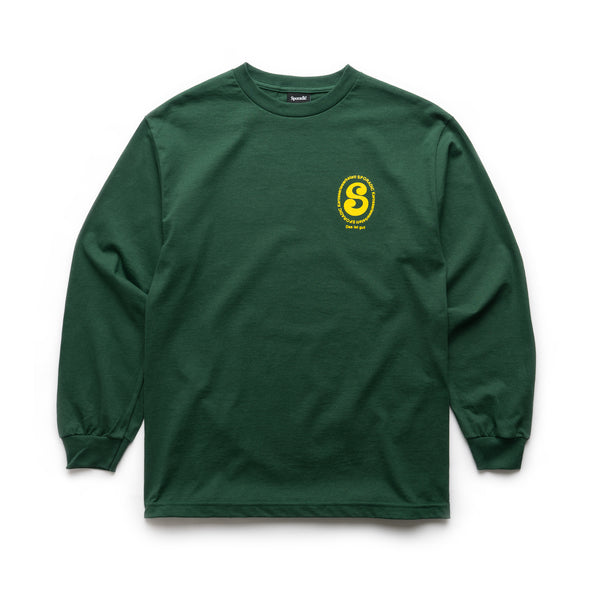 Tribe LS Tee - Forest
