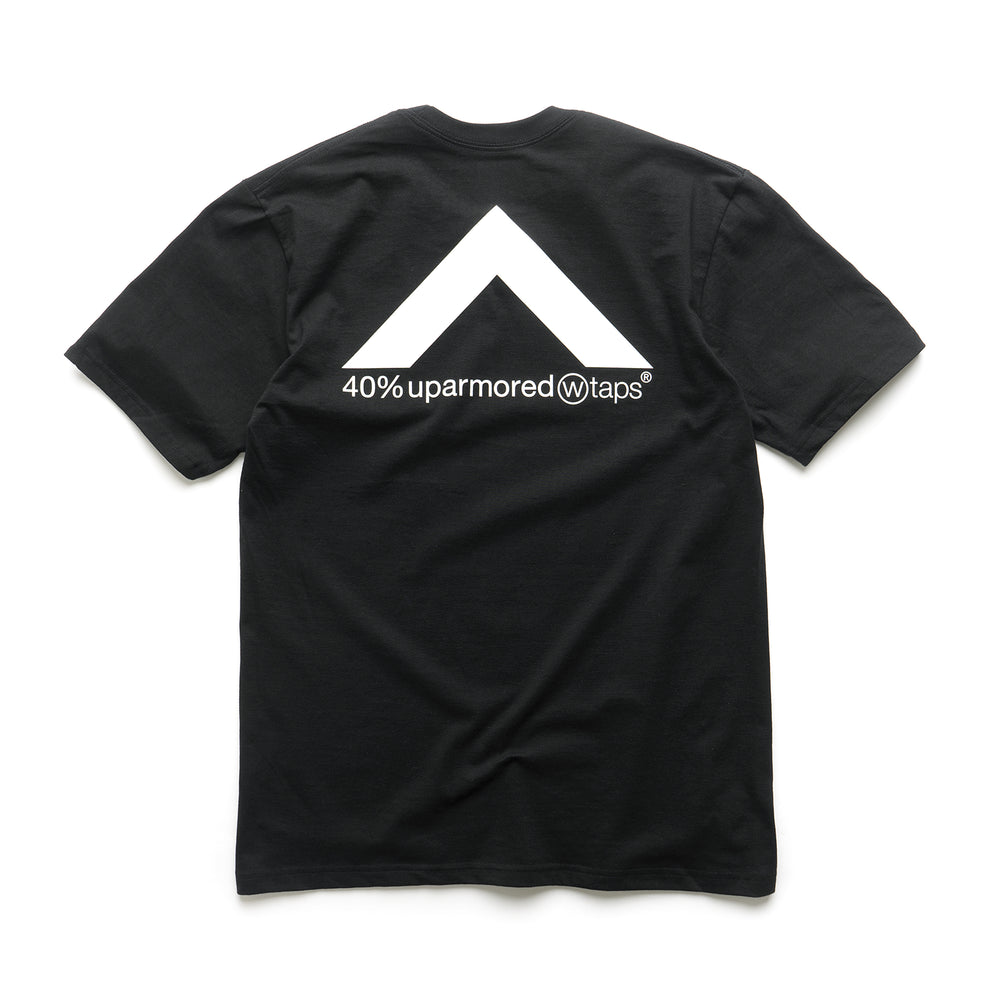 40PCT Uparmored Tee - Black