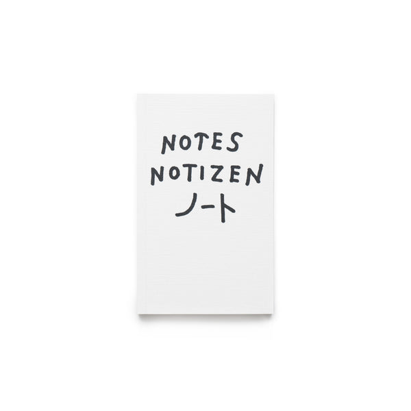 Notes Artist Book By Stefan Marx