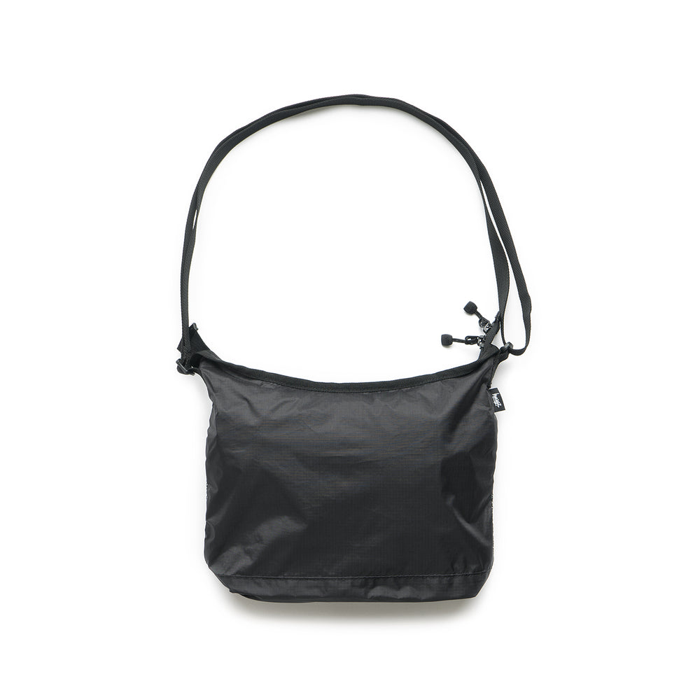 Light Weight Shoulder Bag - Black
