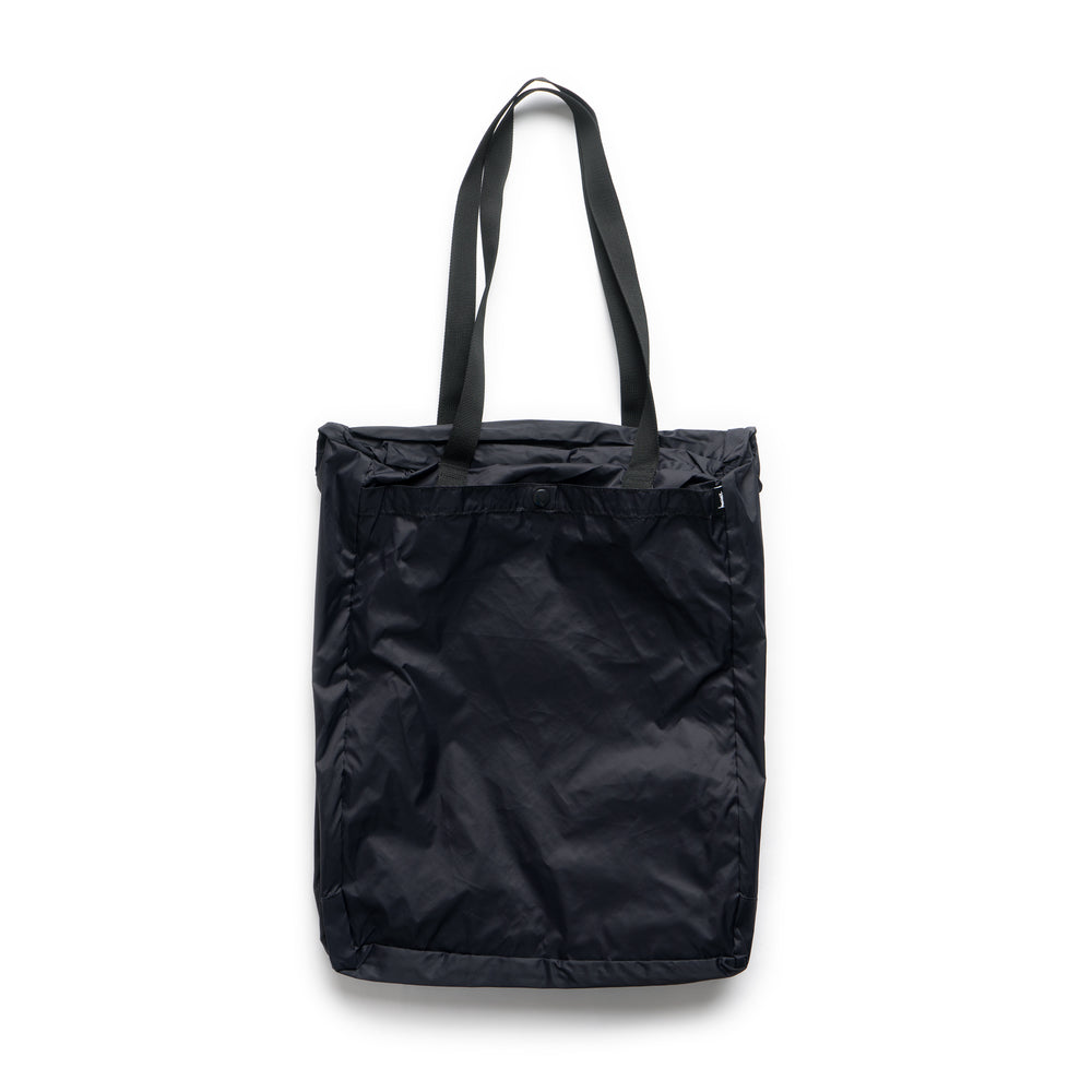 Light Weight Travel Tote Bag - Black