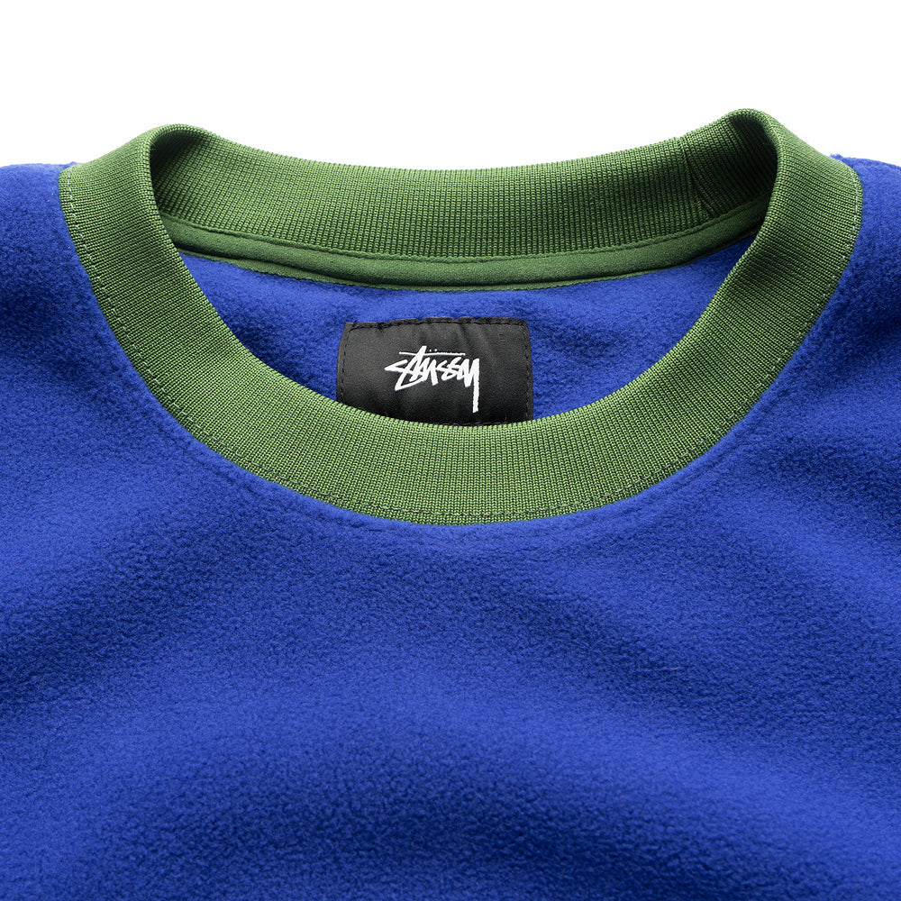 Polar Fleece Crew - Royal