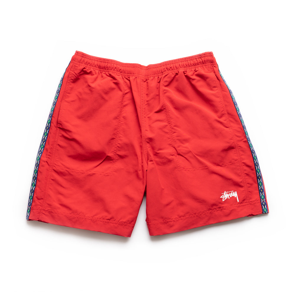 Taping Nylon Short - Red