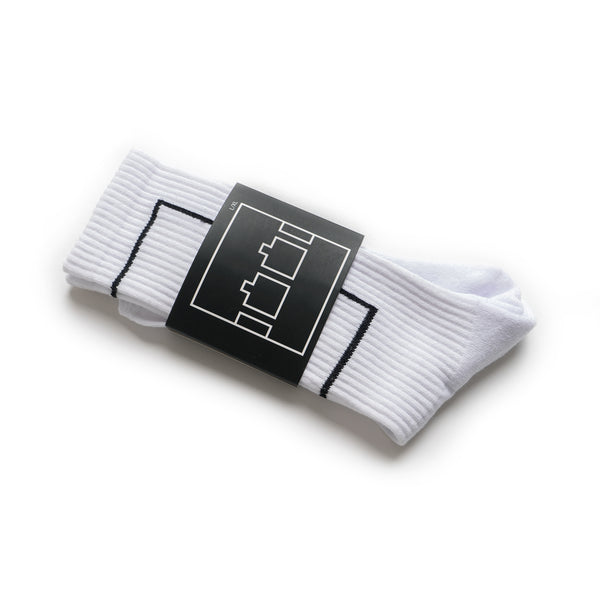 TTT Socks - White