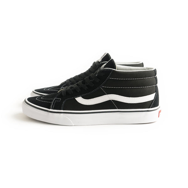 Sk8-Mid Reissue - Black/True White