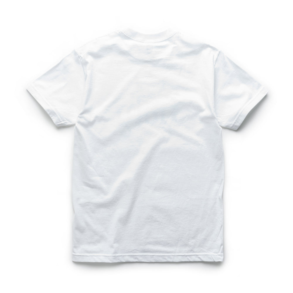 Logo Bee T-Shirt - White