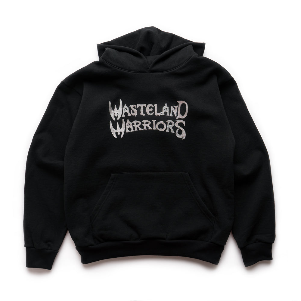 Wasteland Warriors Hooded Sweatshirt - Black