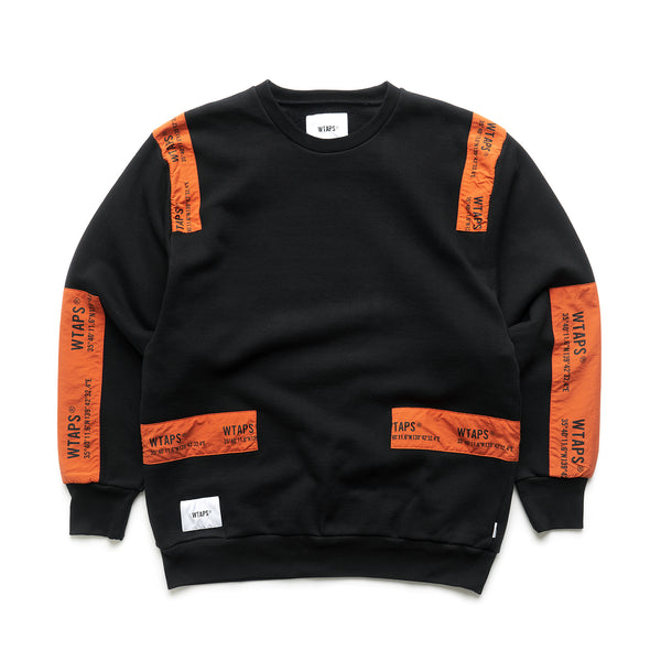 Banner Sweatshirt - Black