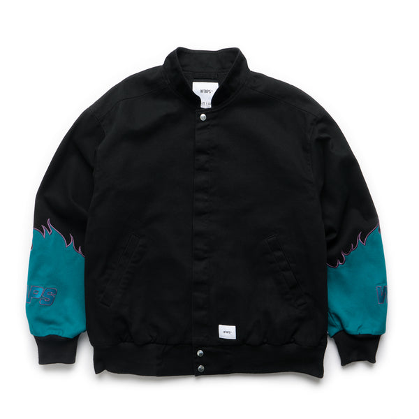 Drifters Jacket - Black