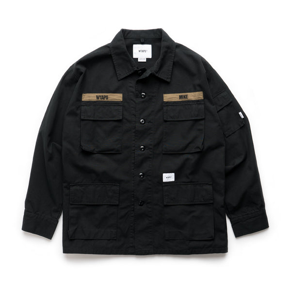 Jungle LS Shirt - Black