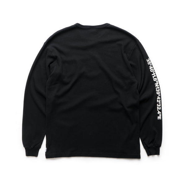 Side Effect Design LS 01 Tee - Black