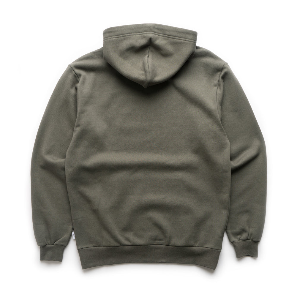 Side Effect Hooded Sweatshirt - Olive Drab