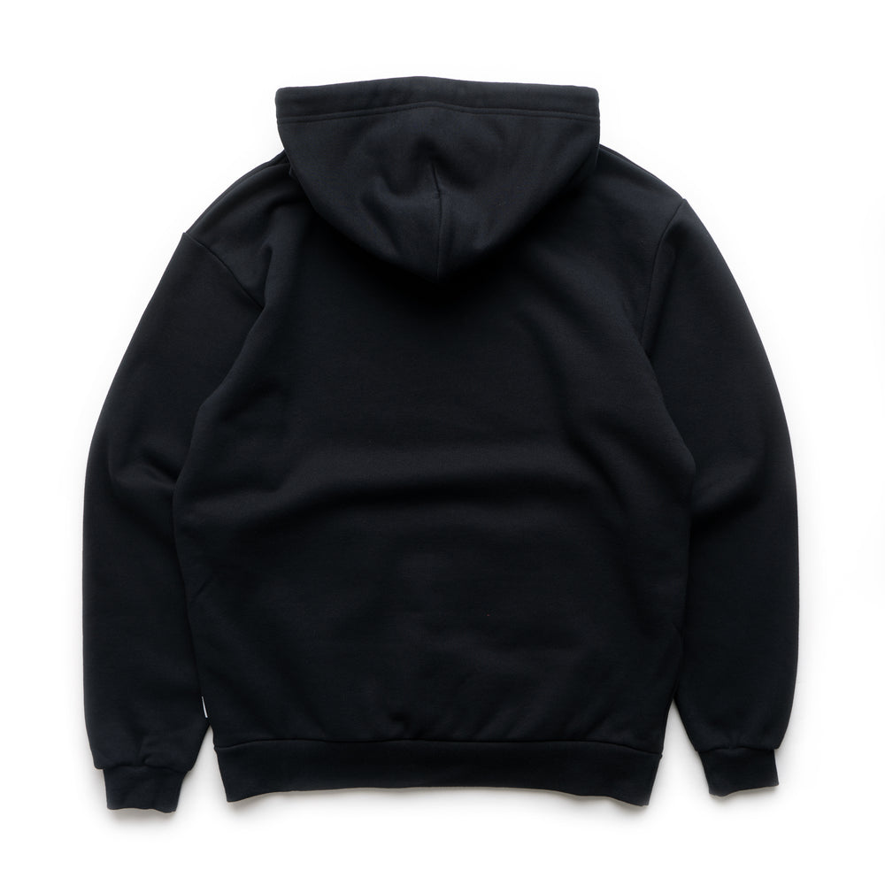 Sizer Hooded Sweatshirt - Black