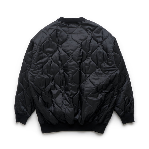 WLS Pullover Jacket - Black