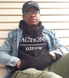 Actions Over Words Hoodie