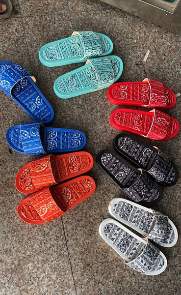 Bandana Slippers