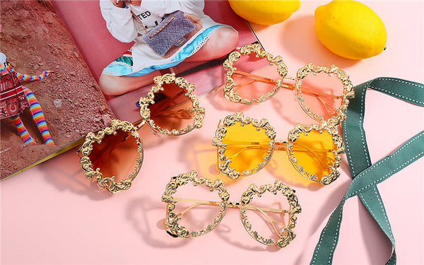 Golden Grail Sunglasses