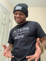 Action Over Words Shirt